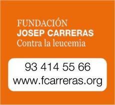 Fundación Internacional Josep Carreras para la lucha contra la leucemia